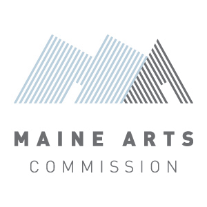 Funded in part by a grant from the Maine Arts Commission, an independent state agency supported by the National Endowment for the Arts.